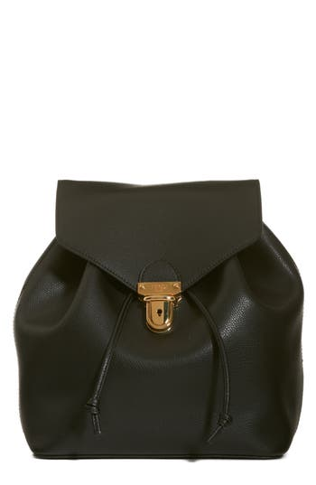 Cruise Calfskin Leather Backpack by Fendi