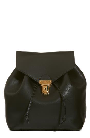 cruise-calfskin-leather-backpack by fendi