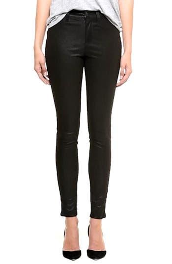 'Maria' Lambskin Leather Leggings, video thumbnail