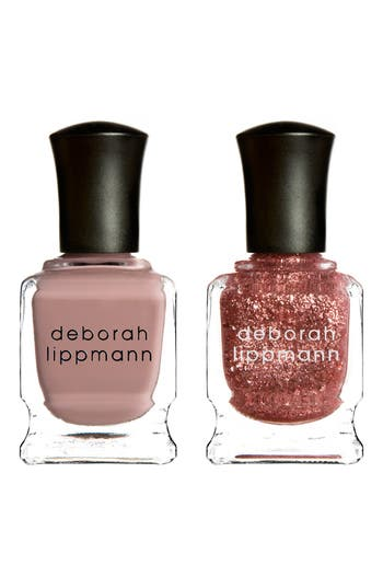 Alternate Image 2  - Deborah Lippmann 'Roses in the Snow' Nail Color Duo (Limited Edition) ($25 Value)