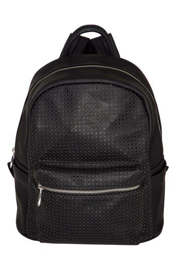 Urban Originals 'Lola' Perforated Vegan Leather Backpack