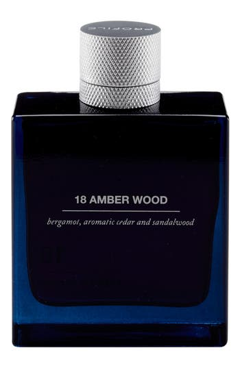 Alternate Image 2  - PROFILE® '18 Amber Wood' Eau de Parfum