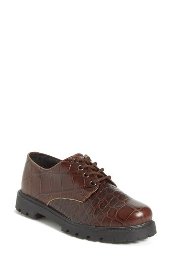 Brother Vellies 'School Shoe' Lace-Up Oxford (Women)