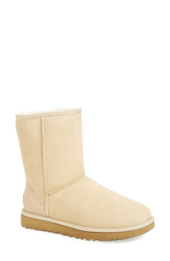 UGG? 'Classic II' Genuine Shearling Lined Short Boot (Women)
