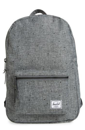 Herschel Supply Co. 'Settlement - Mid-Volume Raven' Backpack