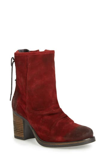 Bos. & Co. 'Barlow' Waterproof Suede Bootie (Women)
