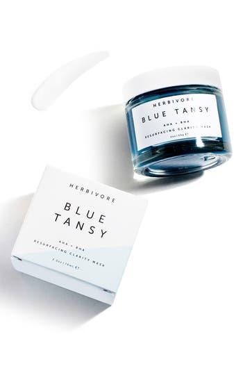 Blue Tansy AHA + BHA Resurfacing Clarity Mask,                             Alternate thumbnail 4, color,                             No Color