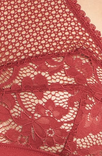 Alternate Image 7  - ELSE Petunia High Neck Bralette
