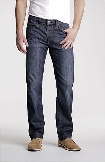 'Classic' Straight Leg Jeans, video thumbnail