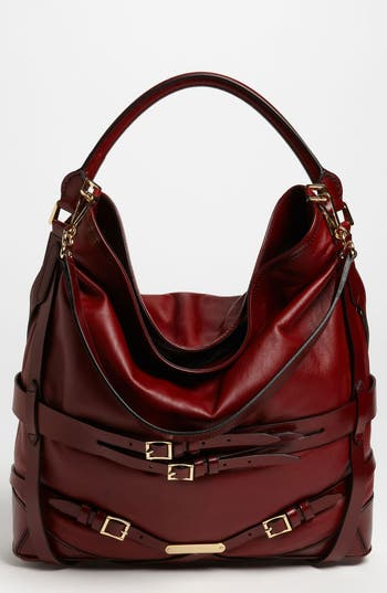 Burberry Leather Hobo Nordstrom