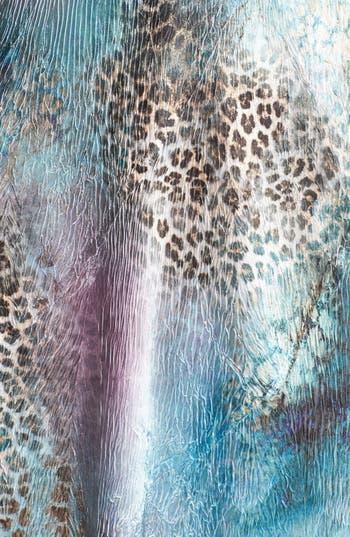 Alternate Image 3  - Komarov Mixed Print Chiffon Dress