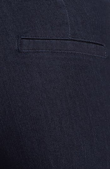 Alternate Image 3  - NYDJ 'Filipa' Stretch Wide Leg Jeans (Dark Enzyme)