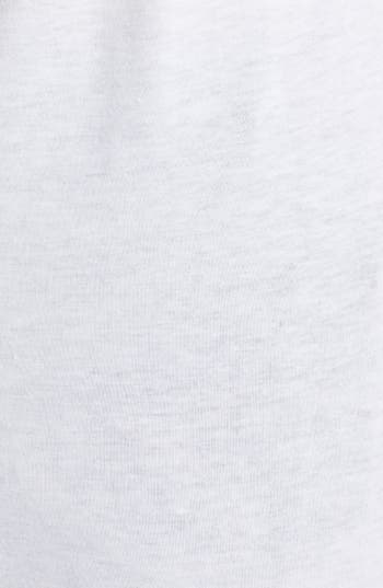 Alternate Image 3  - Lily White Graphic Back Cutout Tank (Juniors Plus)
