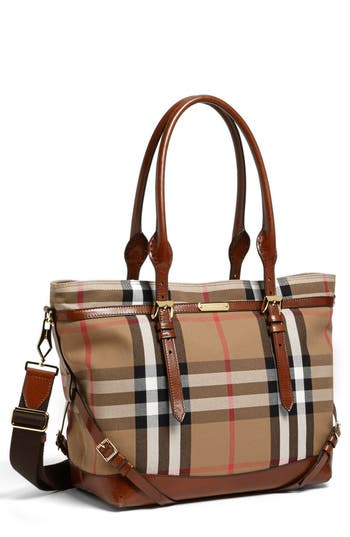 Burberry Diaper Bag | Nordstrom