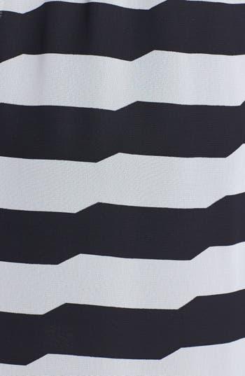 Alternate Image 3  - dee elle Racerback Print Maxi Dress (Juniors)