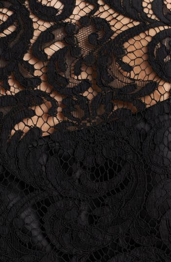 Alternate Image 3  - Burberry London Lace Blouse