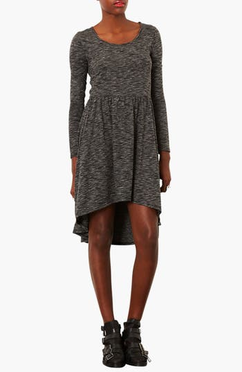 Alternate Image 1 Selected - Topshop Jersey High/Low Dress