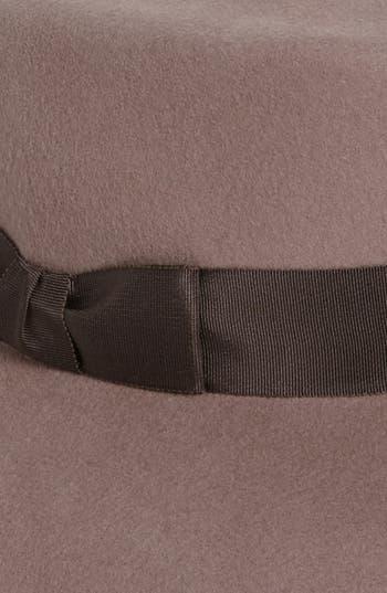 'Kim' Wool Fedora,                             Alternate thumbnail 2, color,                             Taupe