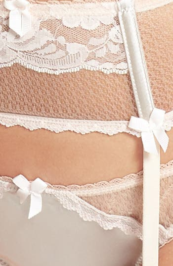 Alternate Image 5  - Mimi Holliday 'Sticky Toffee Pudding' Garter Belt