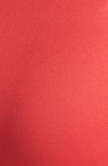 Alternate Image 3  - Painted Threads High Waist Knit Shorts (Juniors)