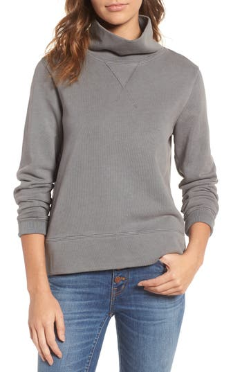 Madewell Garment Dyed Funnel N..