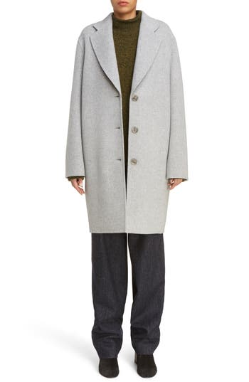 ACNE Studios Landi Double Crombie Coat