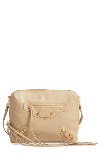Balenciaga Classic Reporter Leather Camera Bag