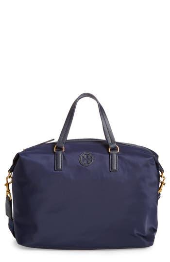 Tory Burch Scout Nylon Satchel