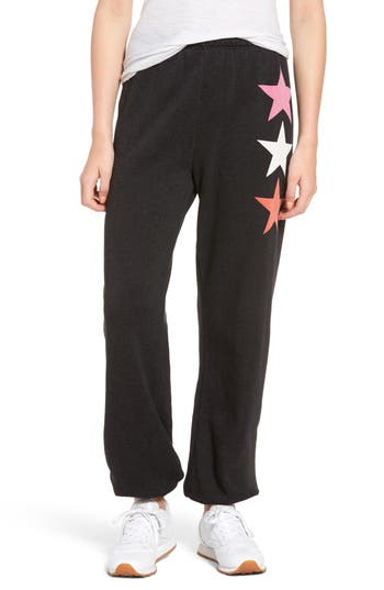 Wildfox Arcade Star Sweatpants