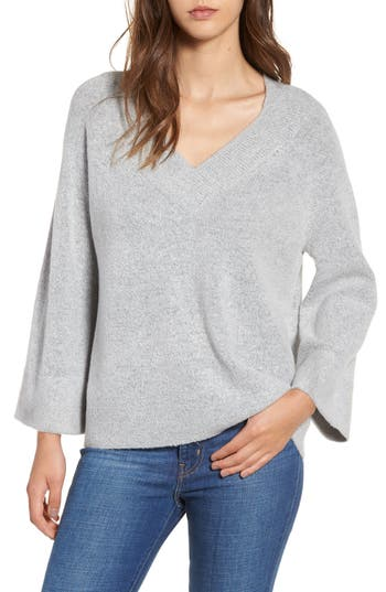 Leith Bell Sleeve Sweater