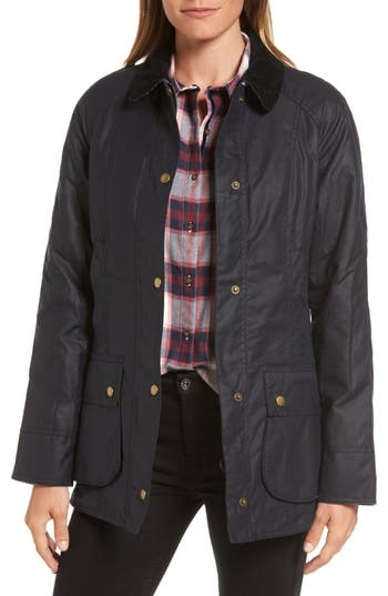 Barbour x Liberty Abbey Wax Jacket