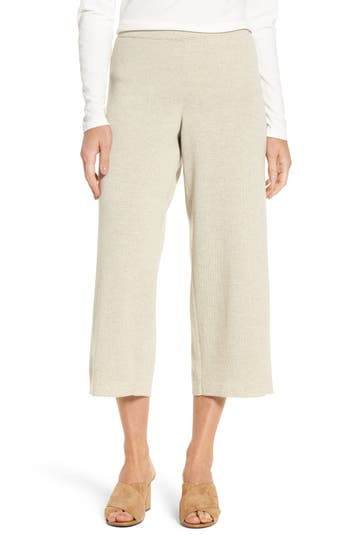 Eileen Fisher Wide Leg Cro..