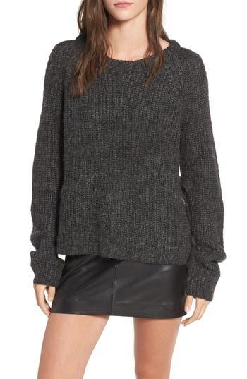 ASTR the Label Lexie Side Tie Sweater