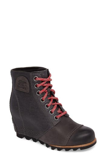 SOREL PDX? Waterproof Wedge Bootie (Women)