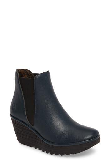 Fly London Yoss Wedge Boot..