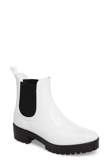 Jeffrey Campbell Cloudy Chelsea Rain Boot (Women)