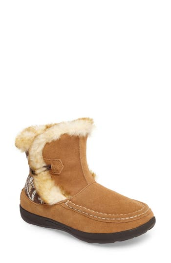 Woolrich Pine Creek II Faux Fur Trim Boot (Women)