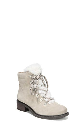 Sam Edelman Darrah 2 Faux Fur Trim Boot (Women)