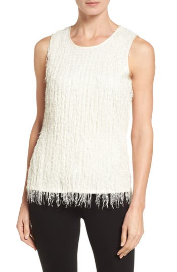 Vince Camuto Sleeveless Fr..