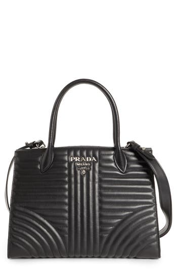Prada Quilted Paradigme To..