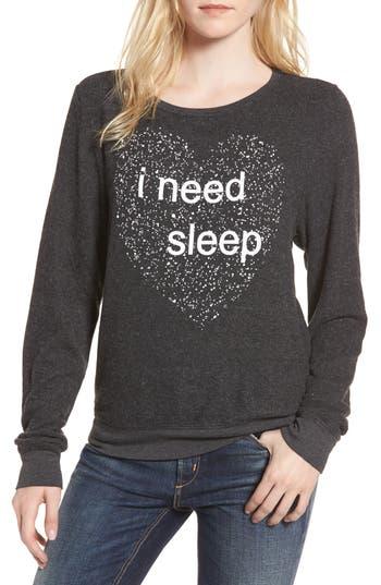 Dream Scene I Need Sleep Sweatshirt