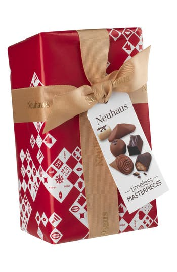 Neuhaus Holiday 17-Piece Ballotin Gift Box   Nordstrom