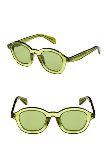 47mm Round Sunglasses by CÉline