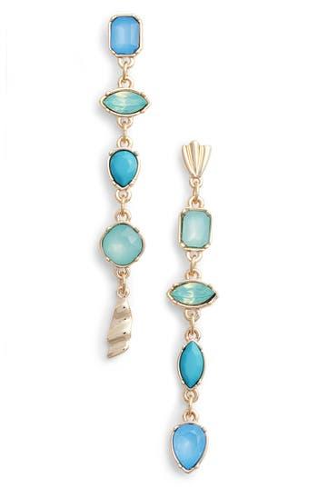 Mix Shape Stone Drop Earrings by Halogen®