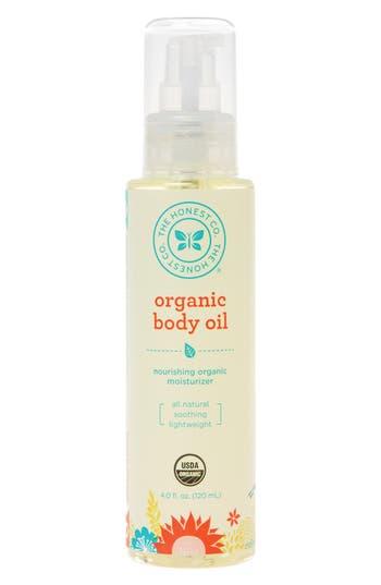 Organic Body Oil,                         Main,                         color, None