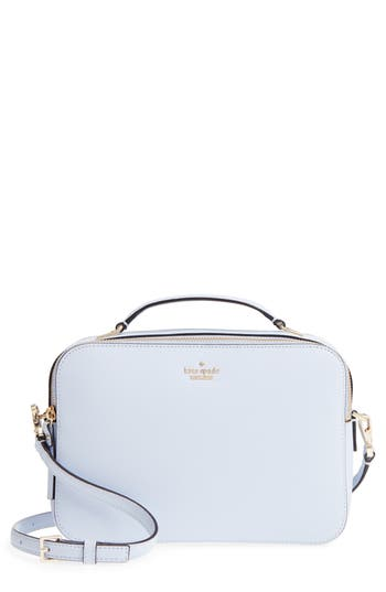 Cameron Street – Large Juliet Leather Crossbody Bag by Kate Spade New York