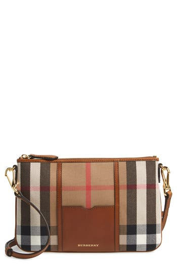 Burberry 'Peyton - House Check' Crossbody Bag | Nordstrom