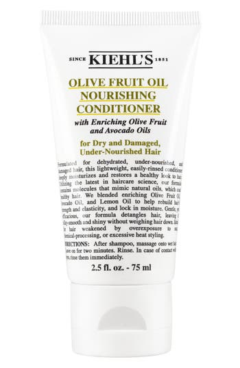 Alternate Image 3  - Kiehl's Since 1851 Olive Fruit Oil Nourishing Conditioner