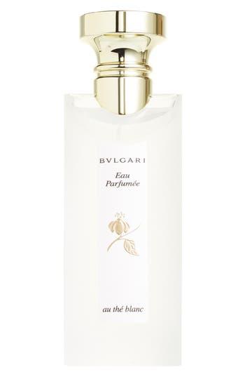 Main Image - BVLGARI 'Eau Parfumée au thé blanc' Eau de Cologne Spray