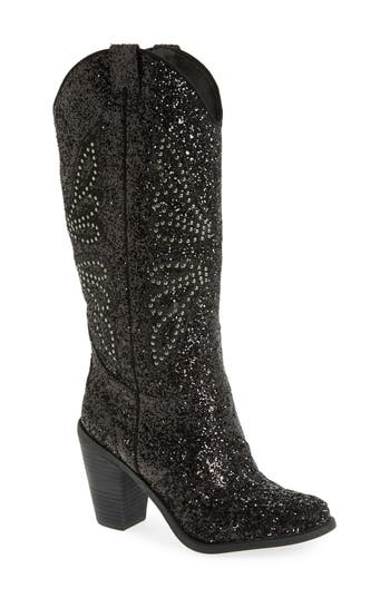 Jessica Simpson Caralee Tall Western Boot Women